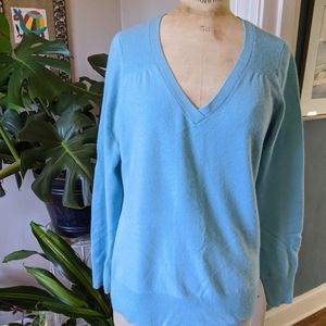 Talbot's cashmere sweater M